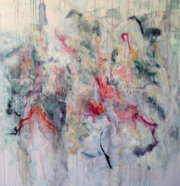 Traces of something, Laura Burke
