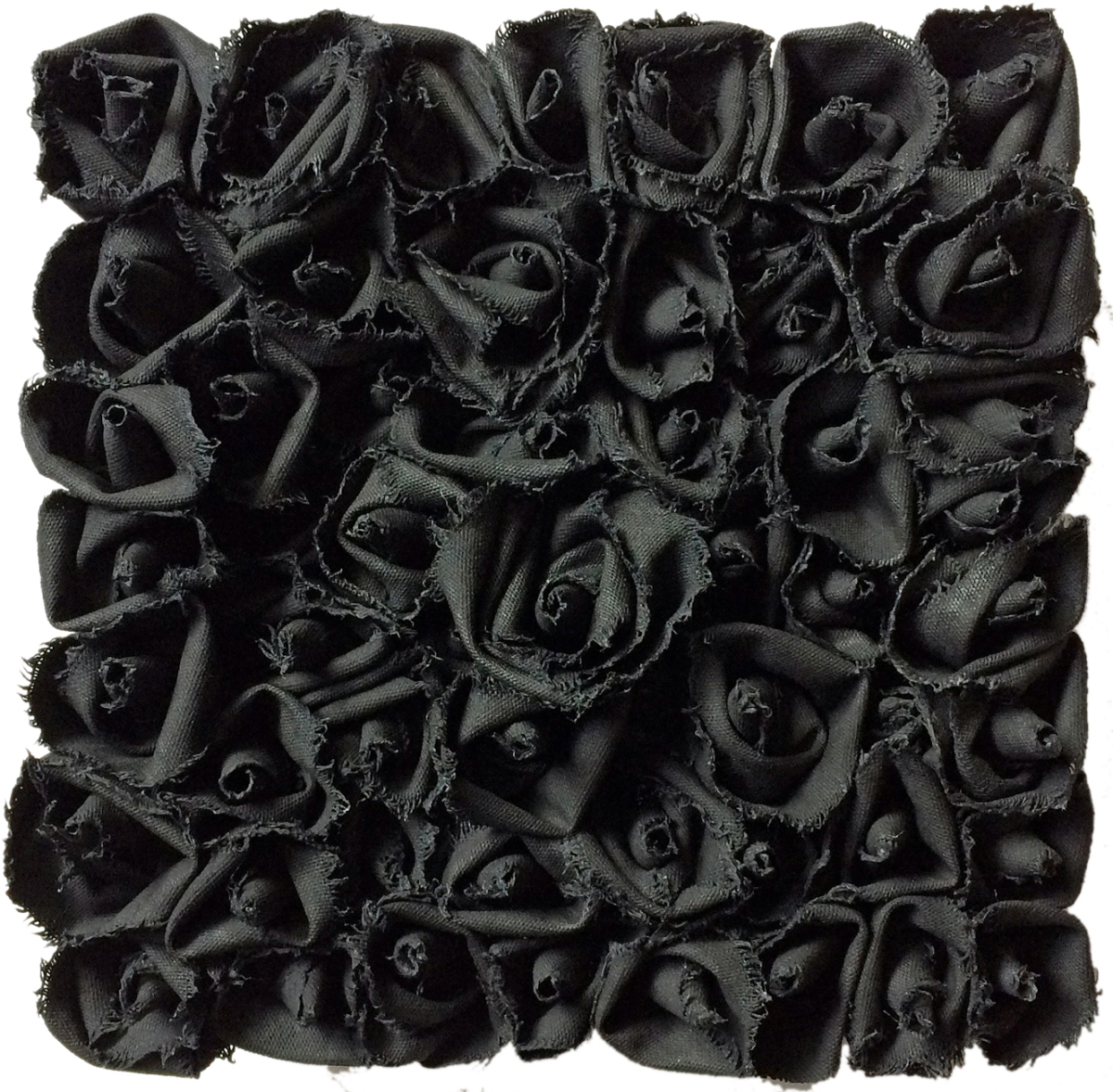 Andrea Clay Cook, Garden of Roses #86 Onyx, 2017